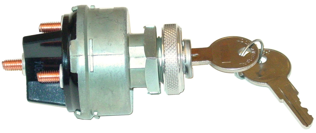 universal 4-wire starter ignition switch