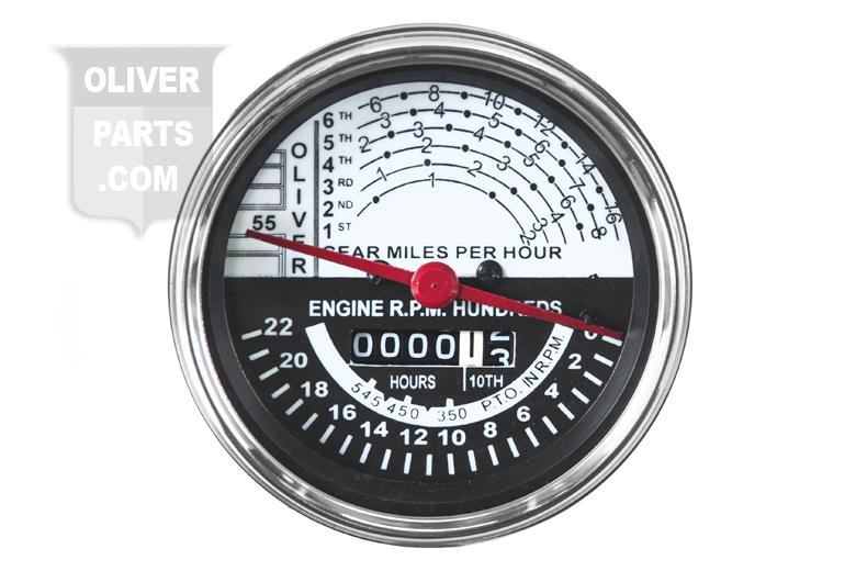 TACHOMETER - Oliver Tractors  Super 55