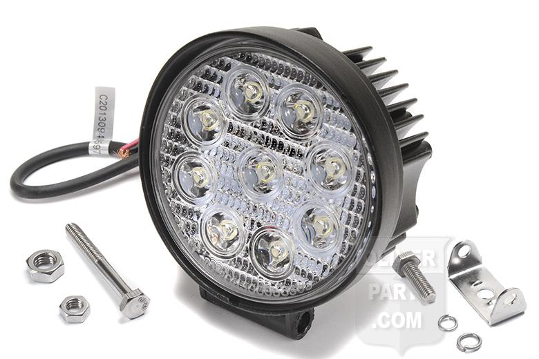 LED Work Light Spotlight