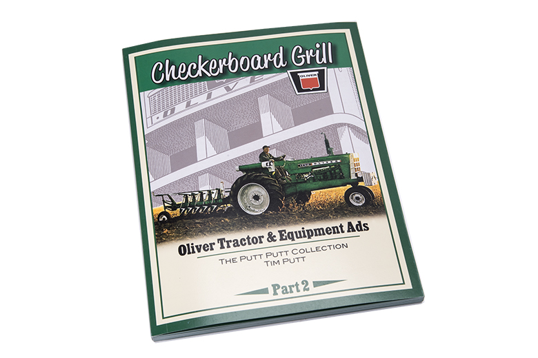 Oliver Tractor & Equipment Ads