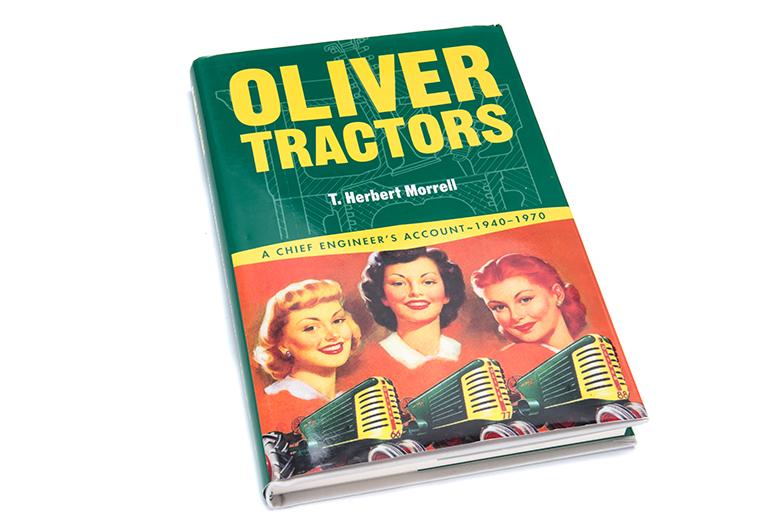 Book - Oliver Tractors