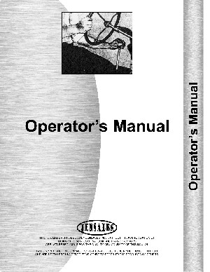 Operators Manual - Oliver 880 Gas and Diesel