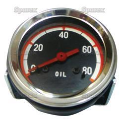 Oil Pressure Gauge For Oliver 1750, 1850, 1855, 1950, 1950T, 1955, 2050, 2150.