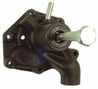 This Oliver water pump fits Oliver 1250 diesel tractors. Replaces 670566AS.