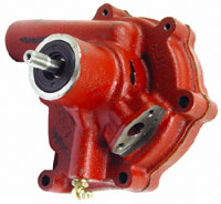 Water Pump (3/8) Shaft - Oliver 1250 Gas
