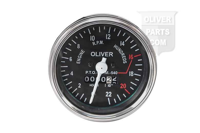 Tachometer For Oliver Super 55 & 550