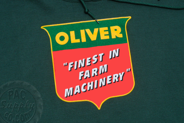 Oliver hooded sweat shirt - hoodie