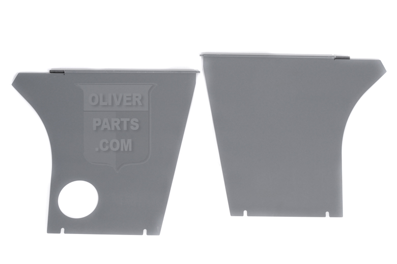 Engine Rear Cover Panel - 66, 660, Super 66 Row Crop  & Standard