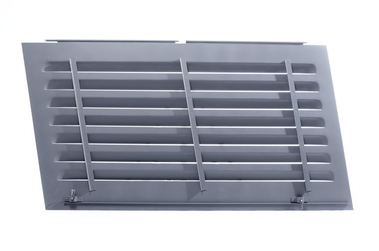 Engine Front Side Panels - 88 Gas & Diesel