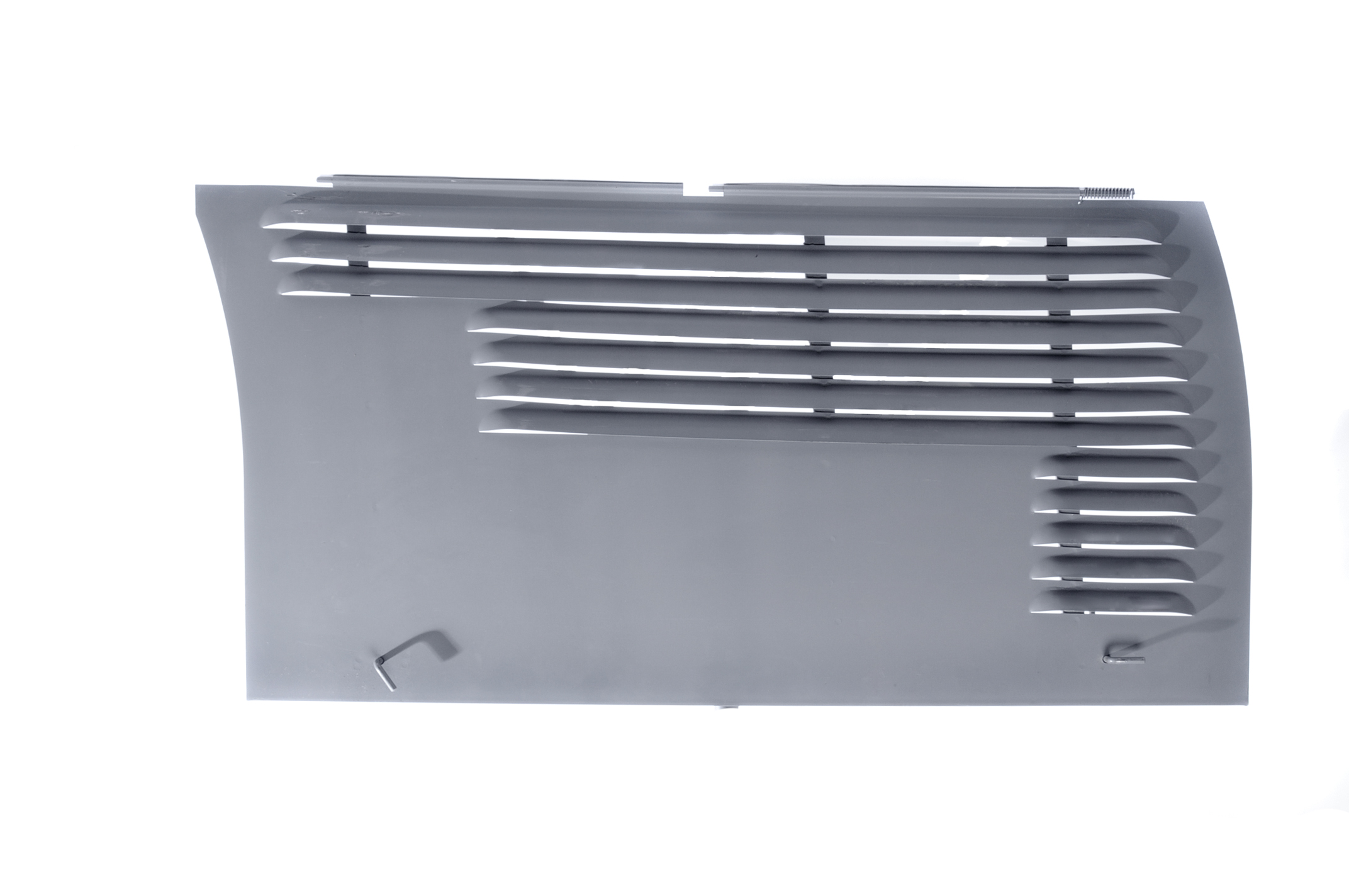Engine Front Side Panels - 60 Standard & Row Crop