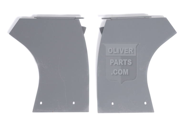 Engine Rear Panel - 60 Standard