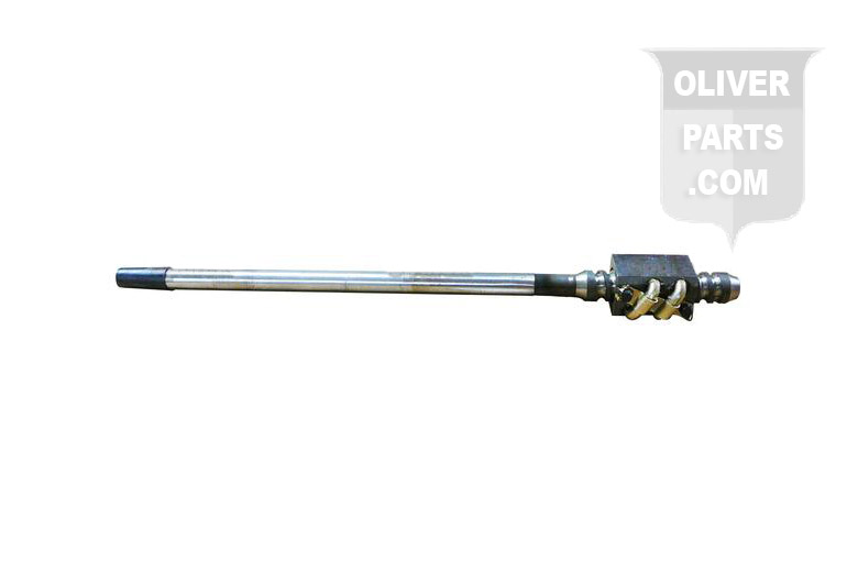 Shaft & Ball Nut Assembly - Not Original (22 1/2'') Manual (Must Use With Related Part) - Oliver SUPER 55, 550, 2-44