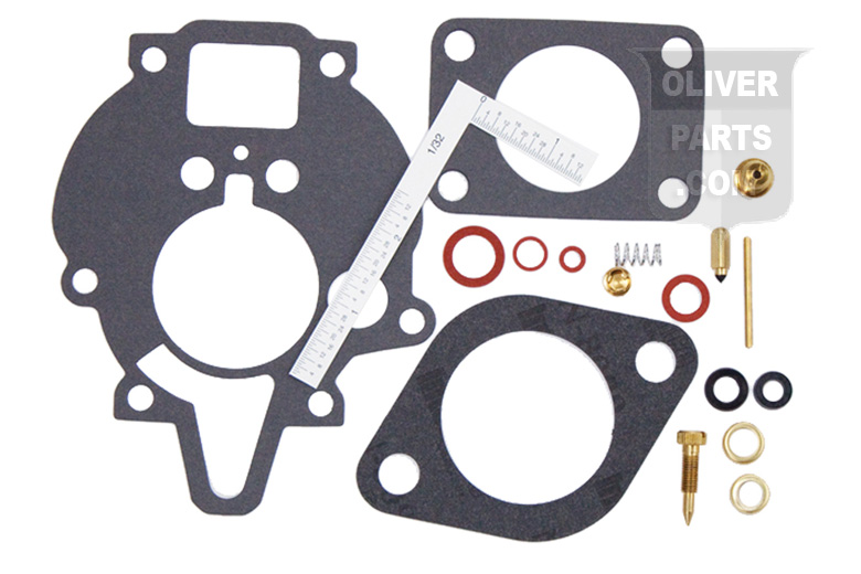 Economy Carburetor Repair Kit \For Zenith Carburetors\ Fits Oliver: 1750, 1755, 1800, 1850 and 1855. Repairs Zenith Carburetor Numbers: 12510, 12879, 13209, 13320, 13429, 13430, 13450, 13750.