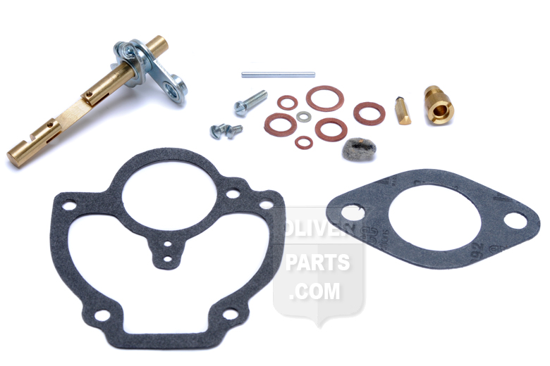 Basic Zenith Carburetor Rebuild Kit - Oliver 70, 770, 880