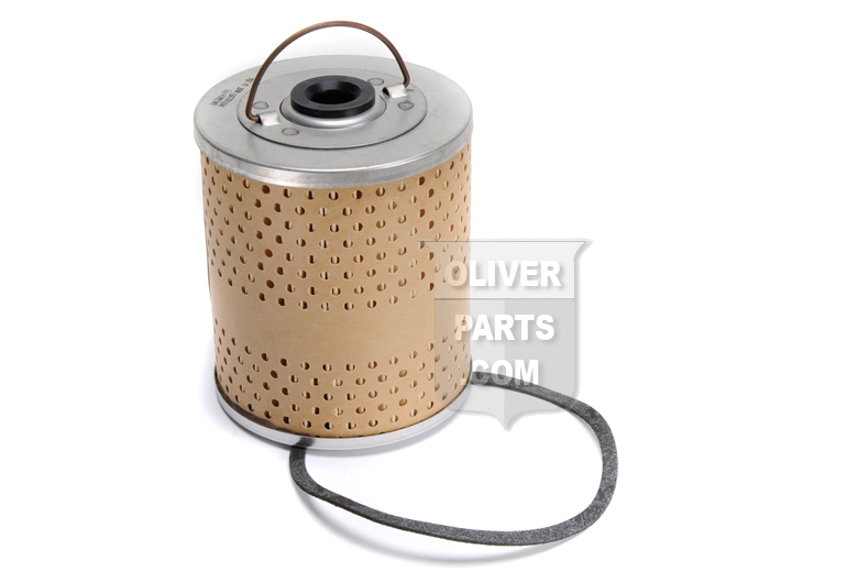 Cartridge type oil filter with handle. Fits  Oliver 44, 440, OC-18 Dozer and OC-46 Dozer Tractors.