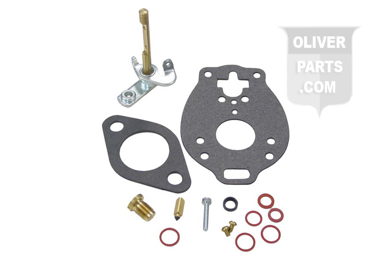 Basic Carburetor Repair Kit For Marvel Schebler Carburetors