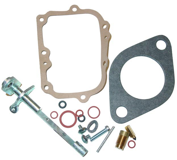 Basic Carburetor Repair Kit For Marvel Schebler Carburetors. Fits Oliver 1750, 1800 and 1850 All With Marvel Schebler Carburetor Numbers USX29, USX32-1, USX37, USX44.