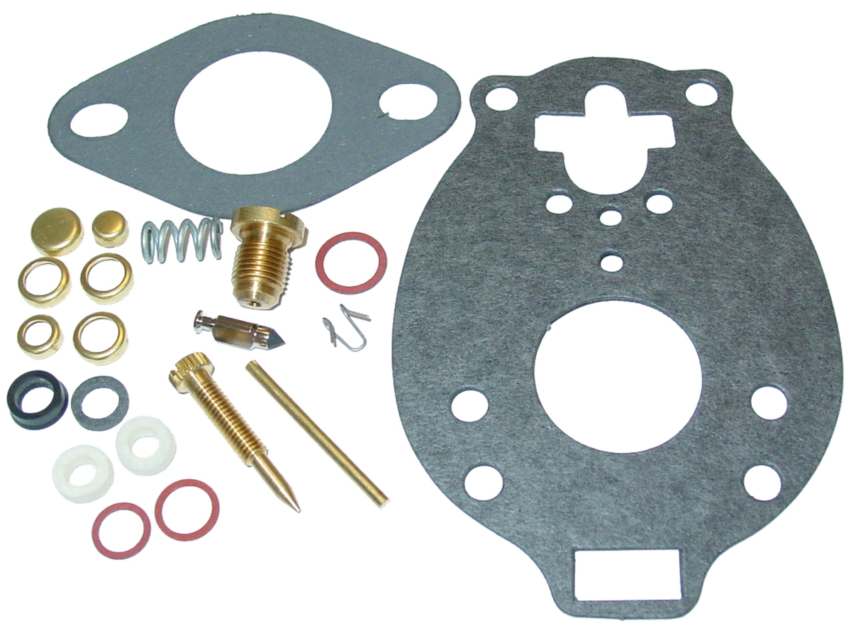 Carburetor Repair Kit for Marvel Schebler Carburetors: FITS OLIVER TRACTORS OC3, 60, 66, 70, 77, Super 44, 550, Super 55, Super 66, Super 77, Super 99. PLEASE SEE LIST BELOW FOR CARB#