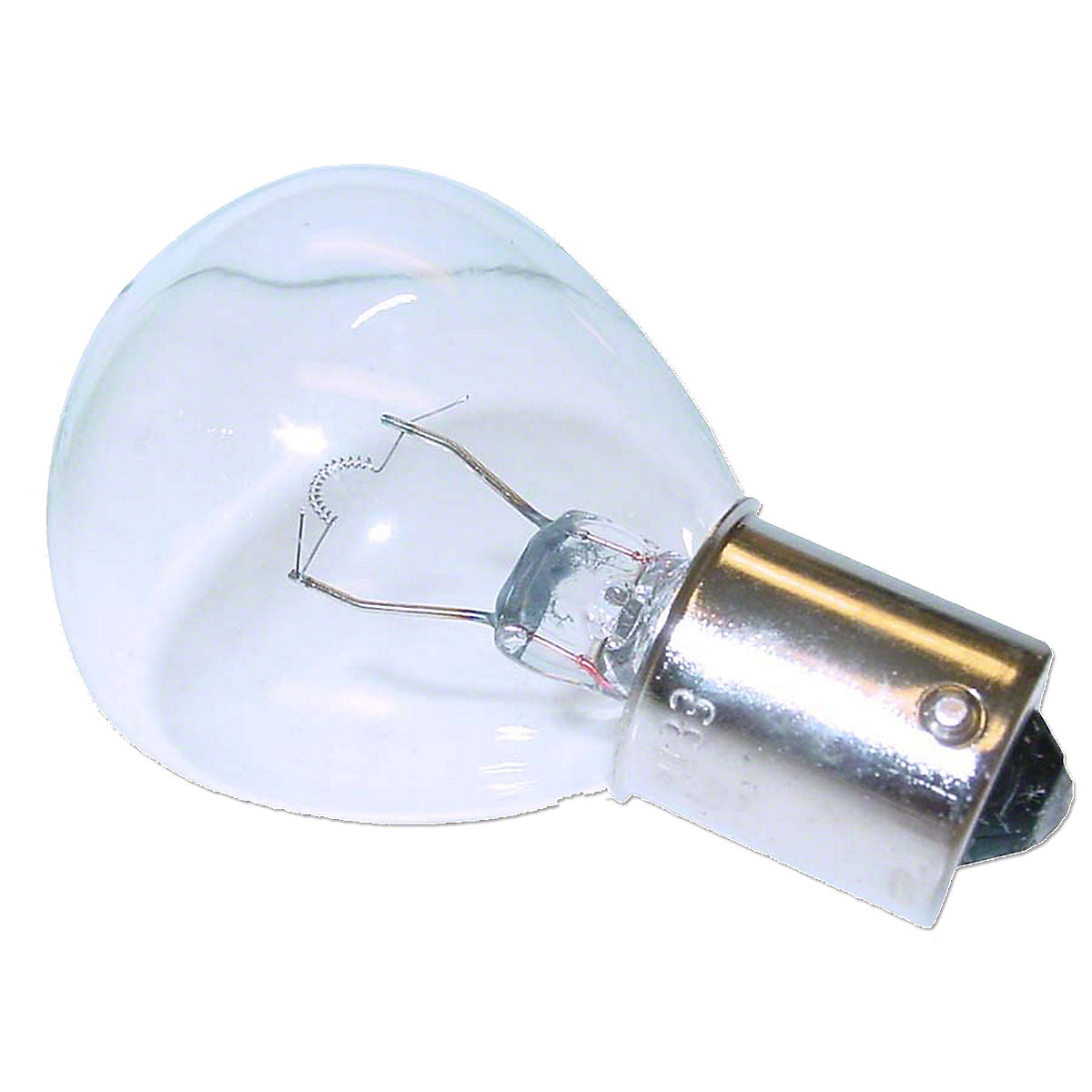 6V Light Bulb For Oliver: Super 44, Super 55, Super 66, Super 77, Super 88, 60, 66, 77, 88. Single Contact Base. Interchangeable With Original Bulb. Fits As A Headlight Or A Rear Combo Light Bulb.