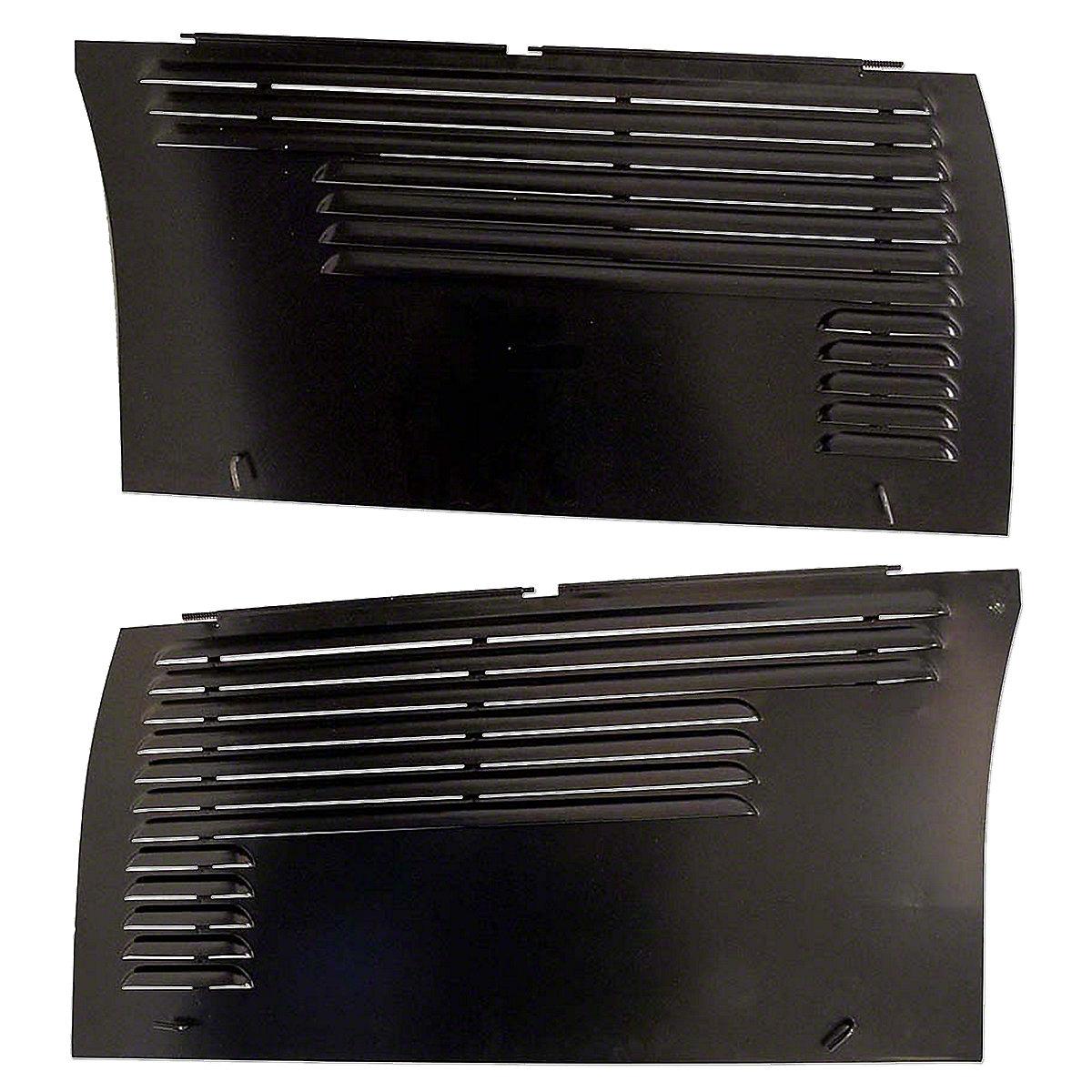Front Engine Side Panel Set For Oliver 60. Replaces Oliver PN#: hs1377, hs1378