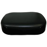 Seat Bottom Black Vinyl On Steel Oliver 1550