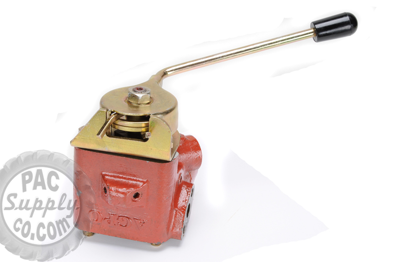 Hydraulic Remote Valve Assembly - Oliver 1250, 1250A, 1255, 1265, 1270, 1355, 1365, 1370, 1450, 1465, 1470,