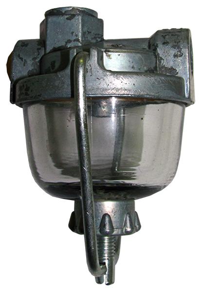 Gasoline Sediment Fuel Filter Strainer - Oliver 60, 66, 660, 880, 770, 88, 70, 77, 80