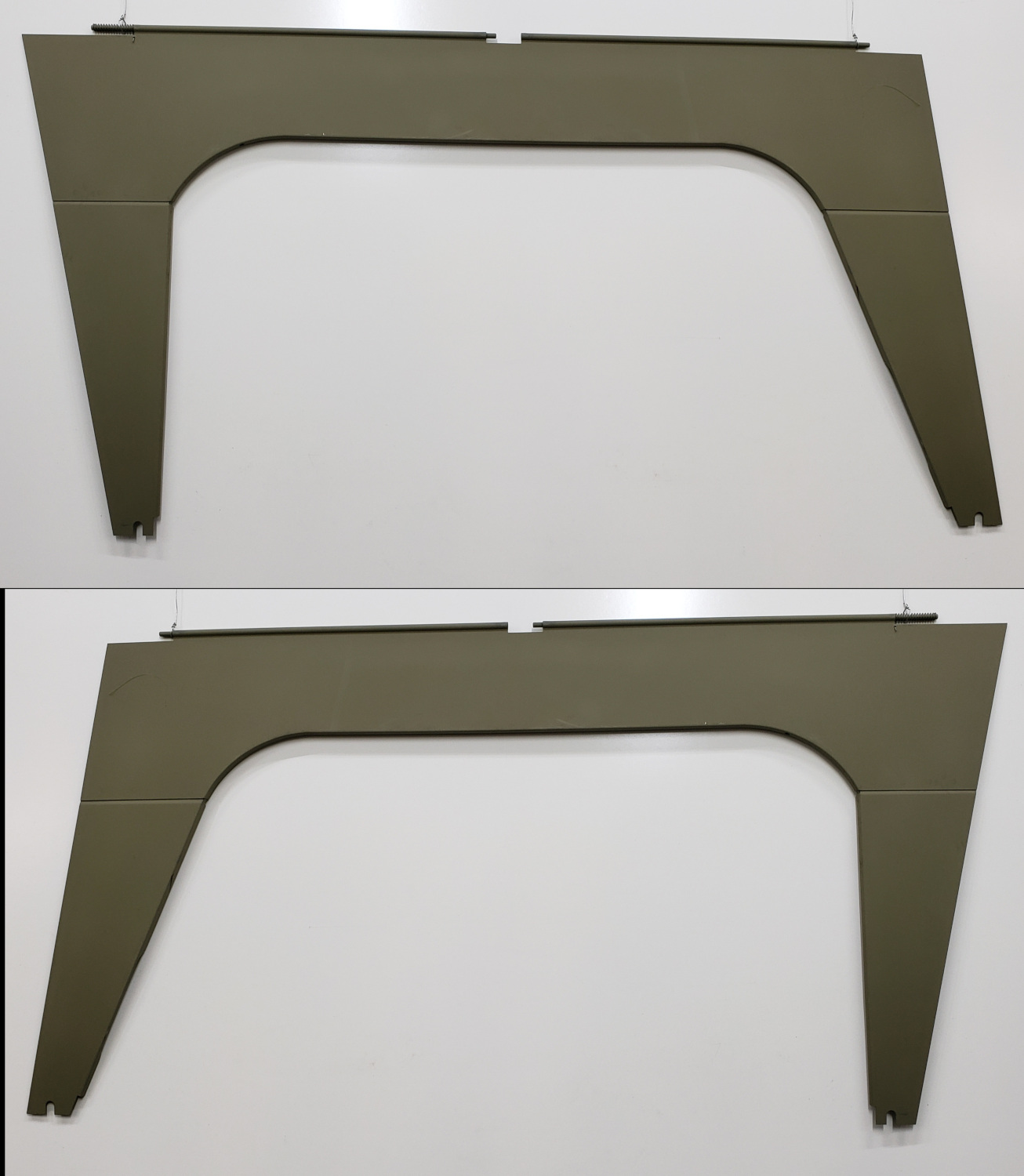 Pair Front Open  Engine Side Panel - Super 88