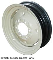 Front Wheel Rim For Oliver Super 55 550, Some 77, 88, & Supers, 770, 880, 2-44 Etc.