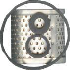 Fuel Filter - Oliver SUPER 55, SUPER 77, SUPER 88