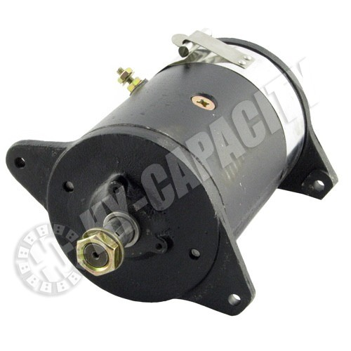 Reman Generator For Oliver 60 6 Volt, 20 Amp, Delco, With 1-1/4 Long Shaft.