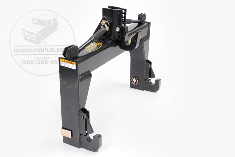 Oliver Three Point Hitch : Point quick hitch adapter category oliver parts