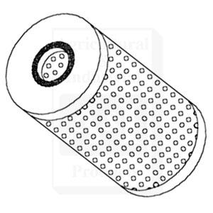 Hydraulic filter - Oliver 670, G1000 vista, G900