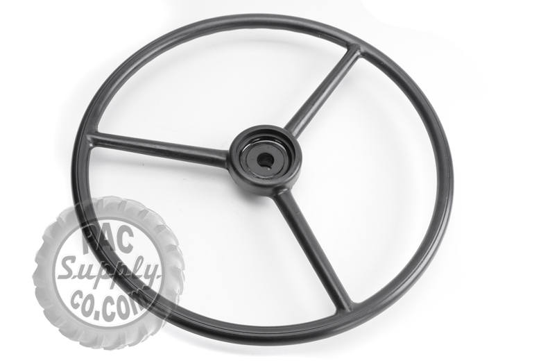 Manual Steering Wheel. Will fit the following: Oliver 55, 60(late model), 66 Super 66, 77, Super 77, 88, Super 88, 99, Super 99, 550, 660, 770, 880, 1600, 1650, 1800