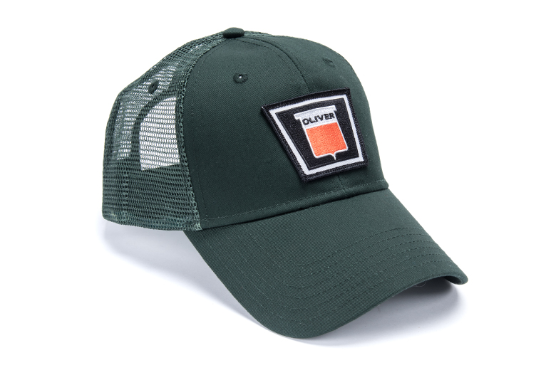 Oliver Hat - Keystone With Green Mesh Back, Cap