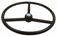 Steering Wheel - Splined - w/ Round Cap (Must Use With Related Part) - Oliver SUPER 55, 550, 2-44