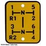 Shift Pattern Plate - Super 55
