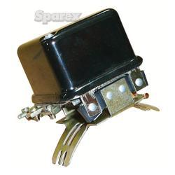 12 Volt Voltage Regulator For Oliver: Super 55, 66 Super 66, 77 Super 77, 88 Super 88, Super 99, 660, 770, 880, 950, 990, And 995.